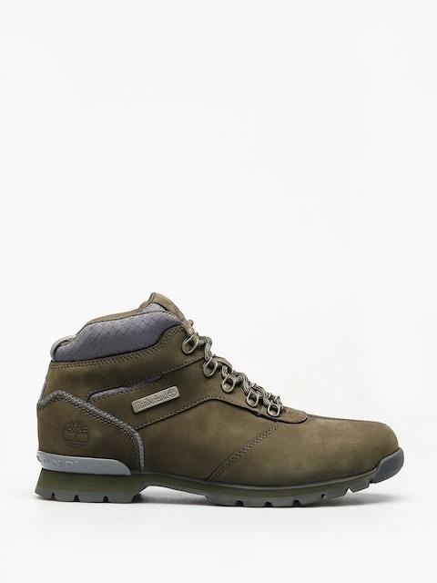 Zimní boty Timberland Splitrock 2 (grape leaf)
