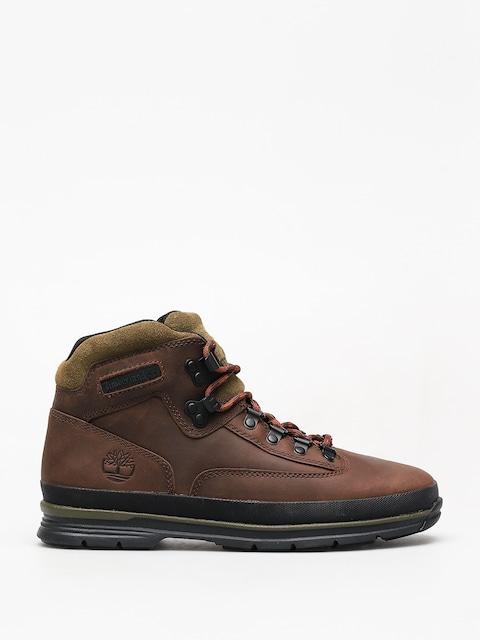Zimní boty Timberland Euro Hiker Sf Leather (potting soil)