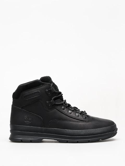 Zimní boty Timberland Euro Hiker Sf Leather (black)