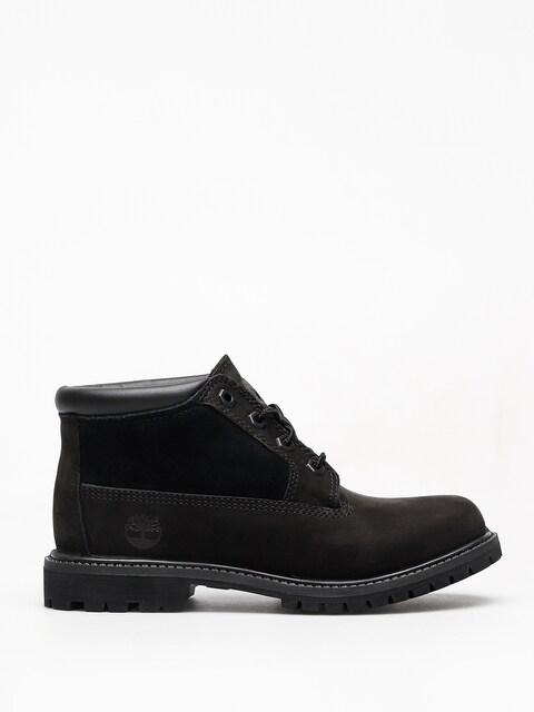 Zimní boty Timberland Nellie Chk Lthr Sd Nwp Wmn (black)