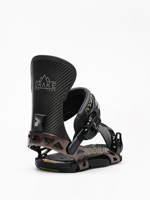Snowboardová vázání Drake Podium Ff (black)