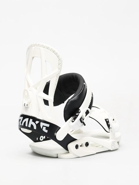 Snowboardová vázání Drake Fifty (white)