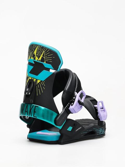 Snowboardová vázání Drake Dl Wmn (black)