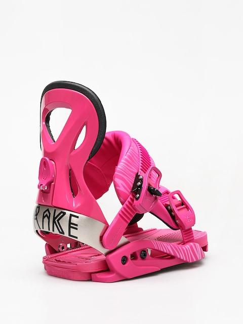 Snowboardová vázání Drake Jade Wmn (pink)