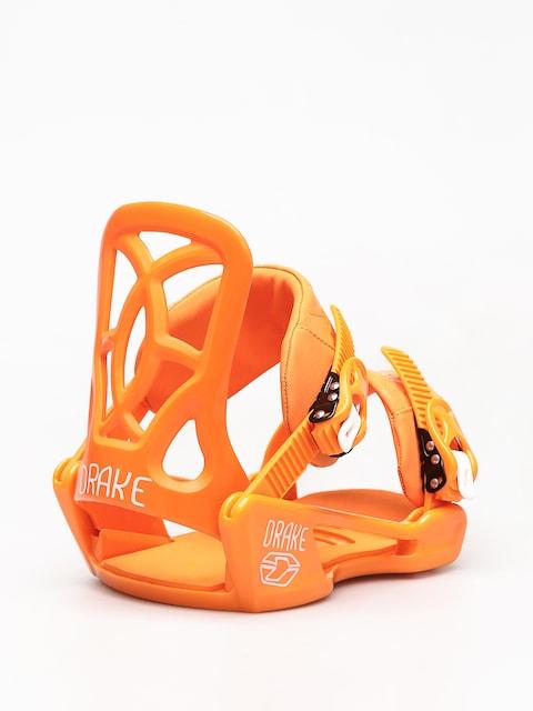 Snowboardové vázání Drake Lf Binding (orange)