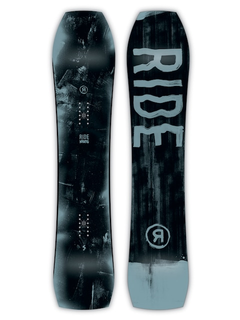 Snowboard Ride Warpig (black/blue)