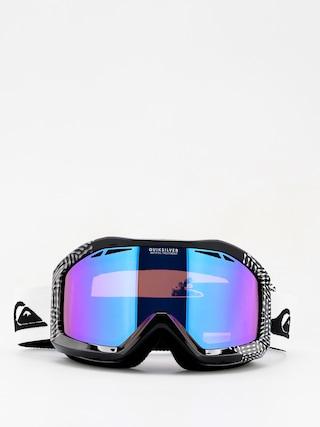 Brýle na snowboard Quiksilver Fenom Ml (black)