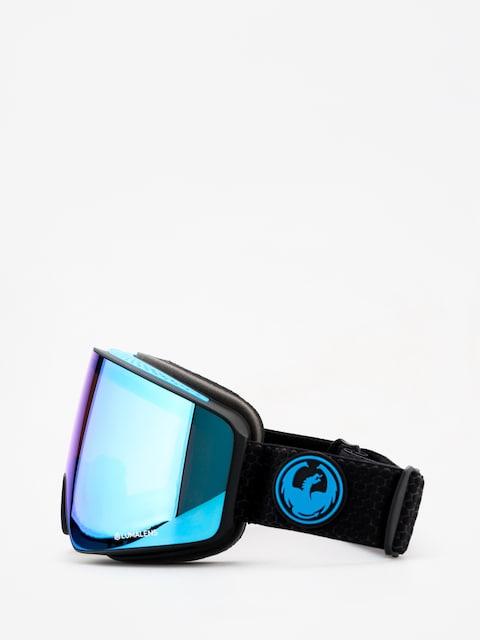 Brýle na snowboard Dragon PXV (split/lumalens blue ion/lumalens amber)