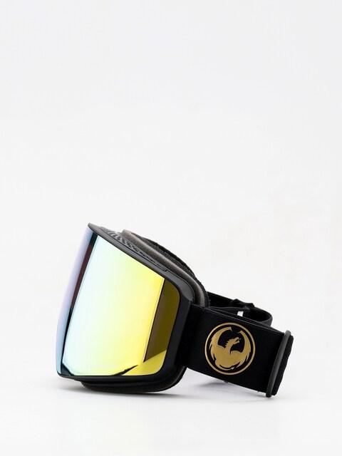 Brýle na snowboard Dragon PXV (gold/lumalens gold ion/lumalens amber)