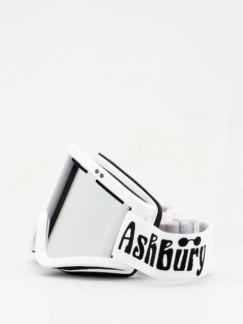 Brýle na snowboard Ashbury Blackbird (white)
