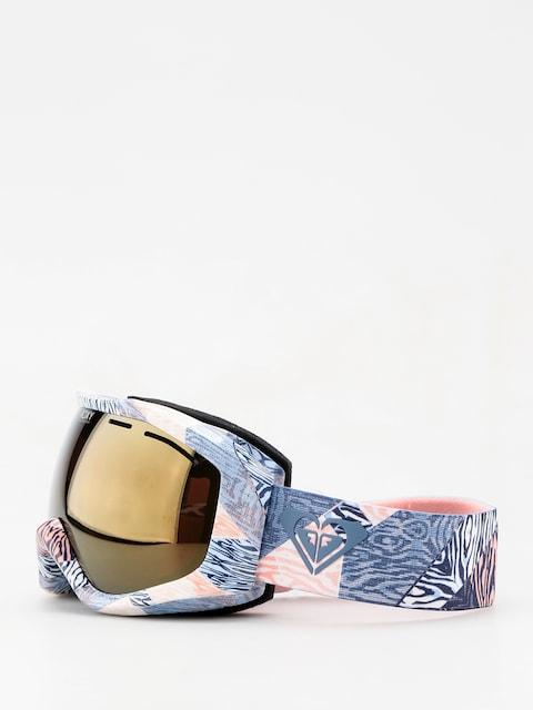 Brýle na snowboard Roxy Sunset Art Wmn (animal geo)
