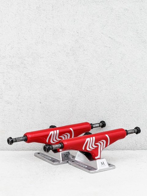 Trucky Silver M Class Hollow (red/silver)